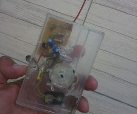 Super Yet Simple FM Transmitter Circuit