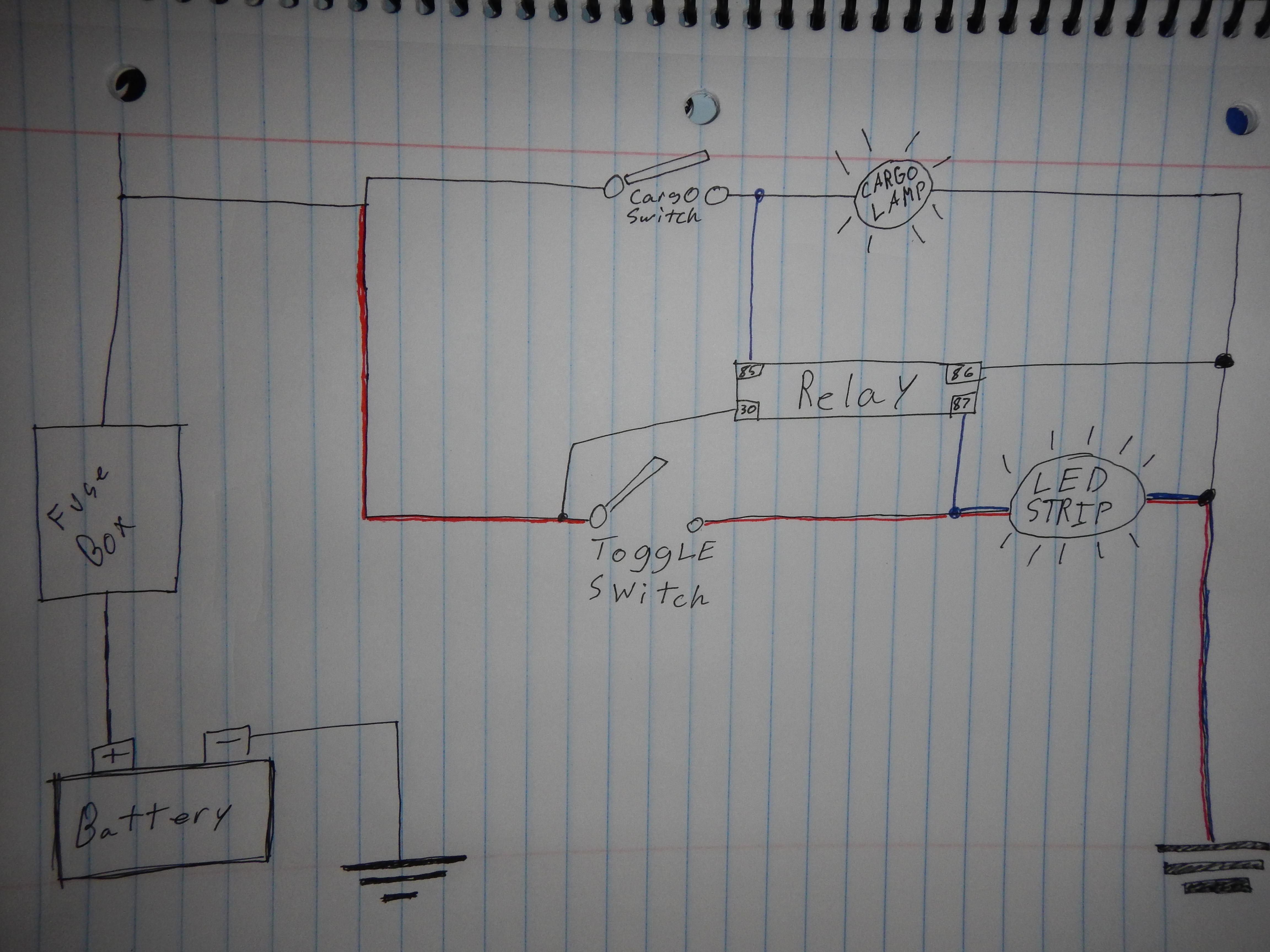 Picture of Step 6: Wire It All Togeather