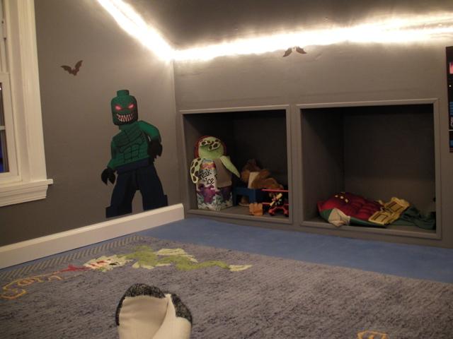 Picture of Secret Batcave