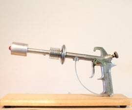 Make a Ray Gun