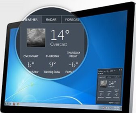 IoT Based Temperature Monitor and Home Automation