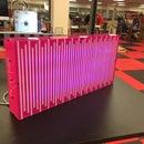 LED Sound Reactive Light Box