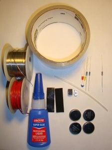 Materials and Tools...