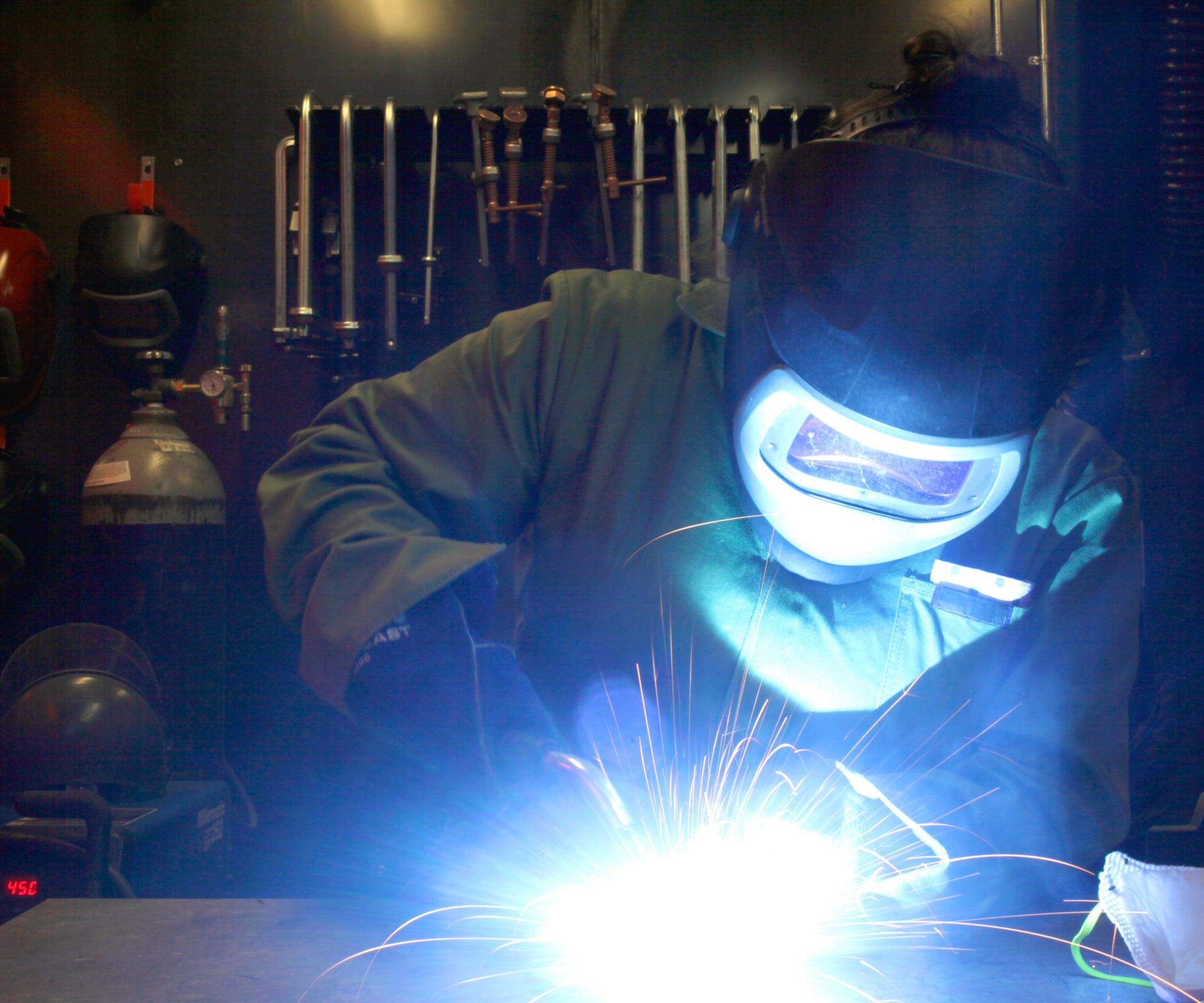 Free Online Welding Class