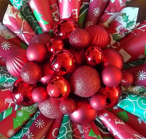 Picture of Add Christmas Bulbs and a Hanger