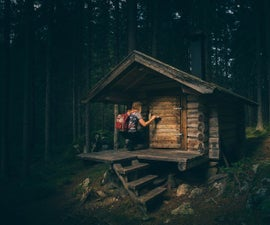 Build a Shelter in the Wilderness