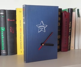 How to Put a Clock Into a Book