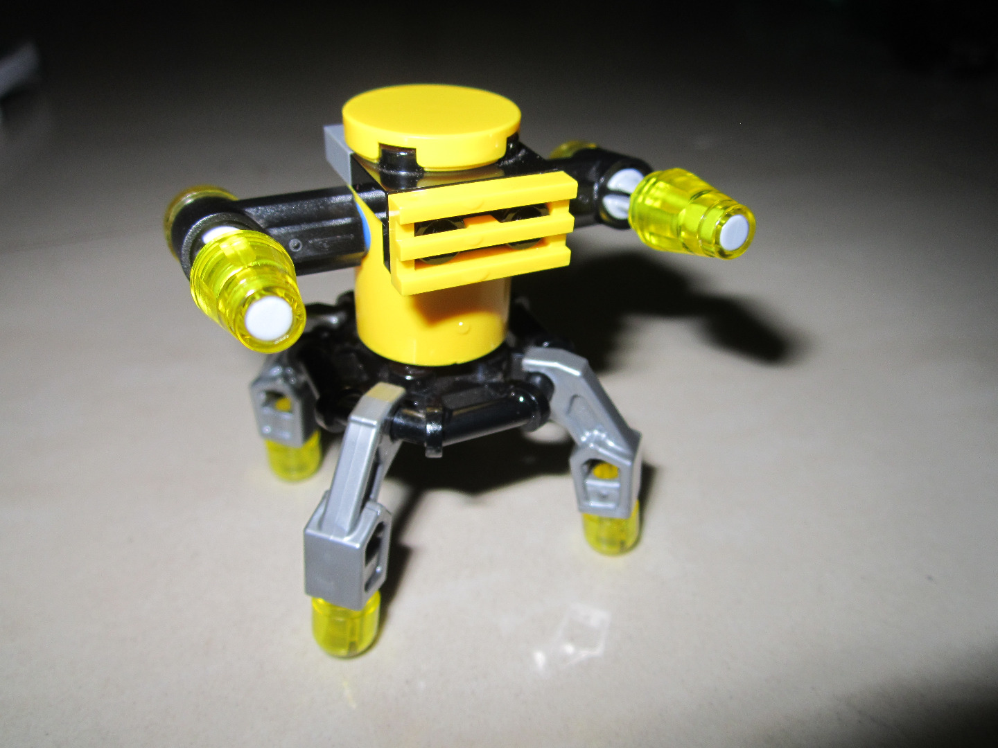 Picture of LEGO Octobot