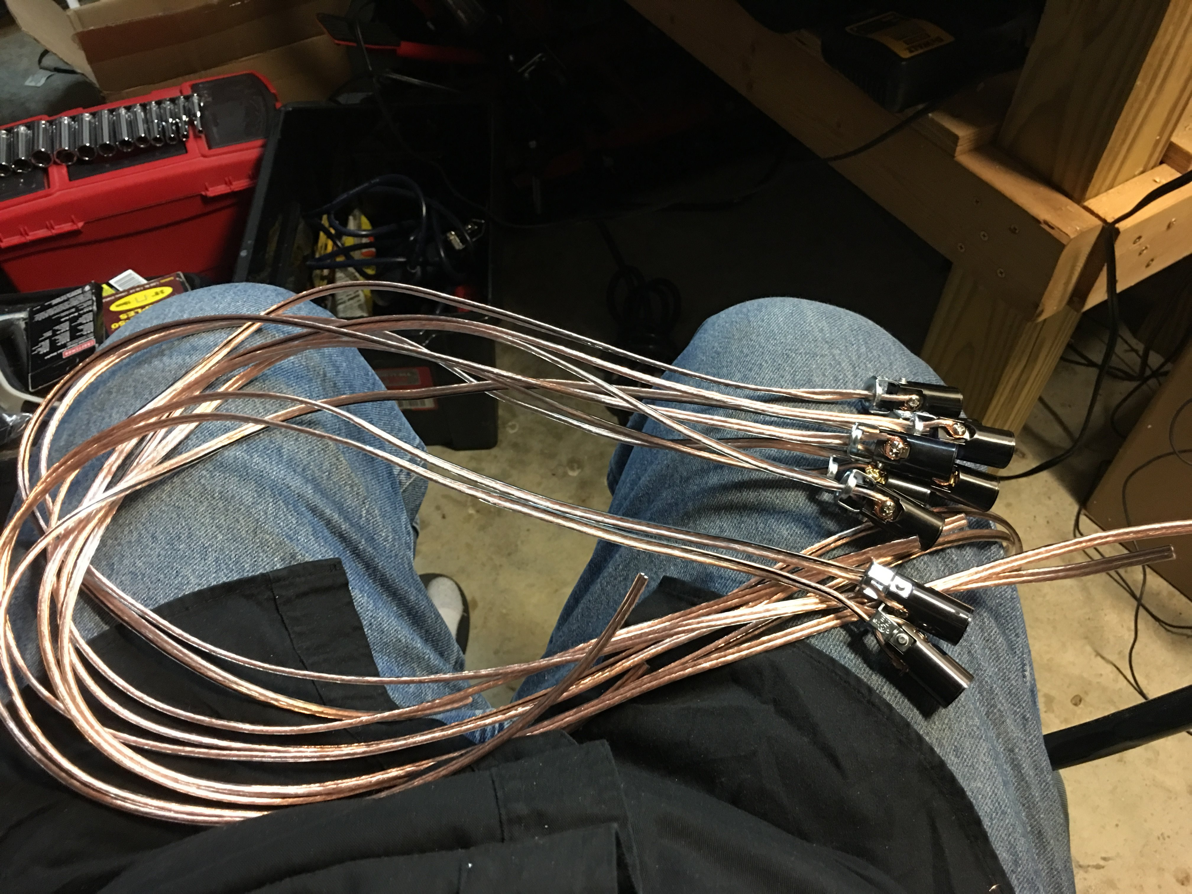 Picture of Cut and Attach Wires