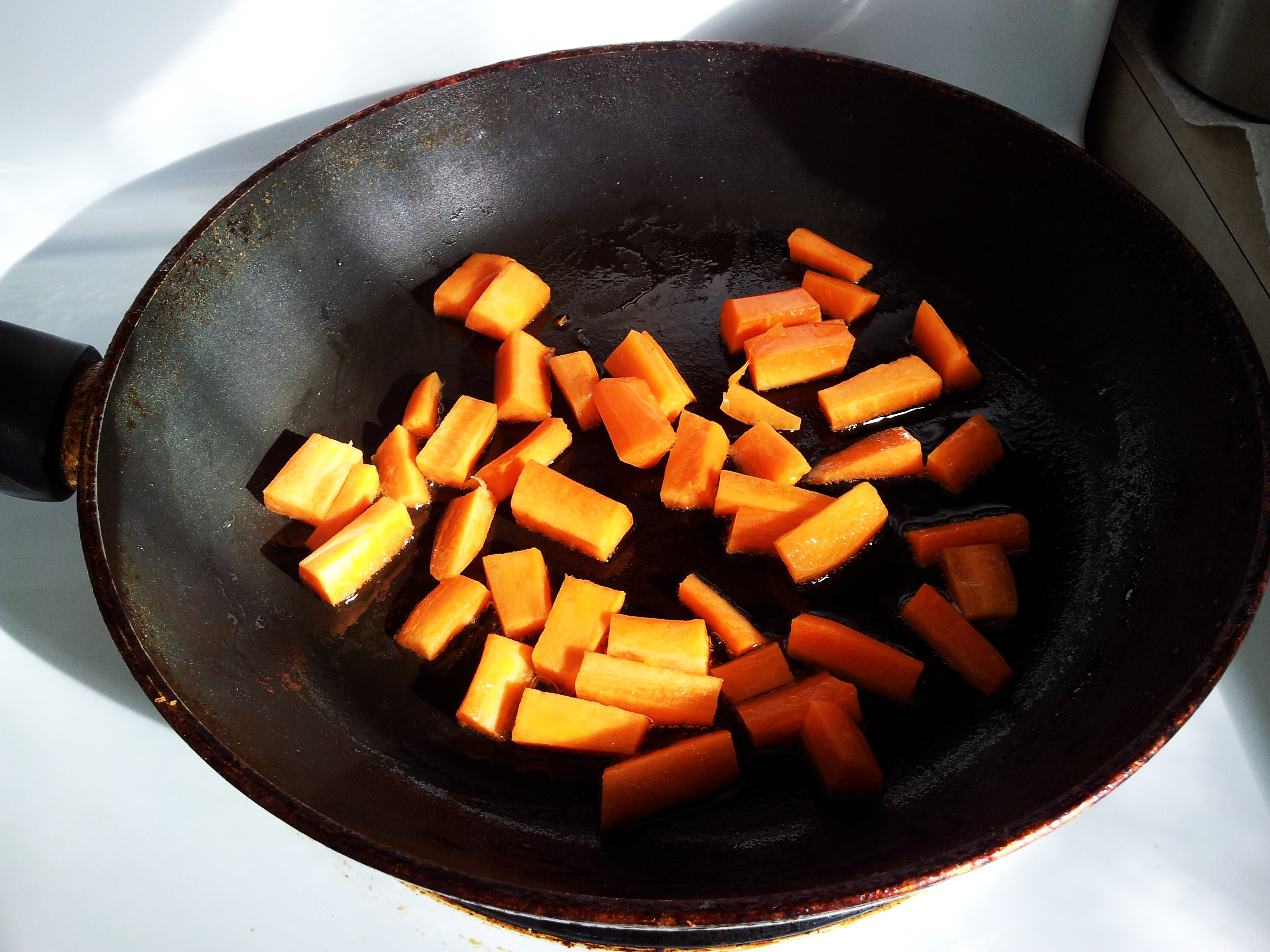Picture of Carrot Figner Snack