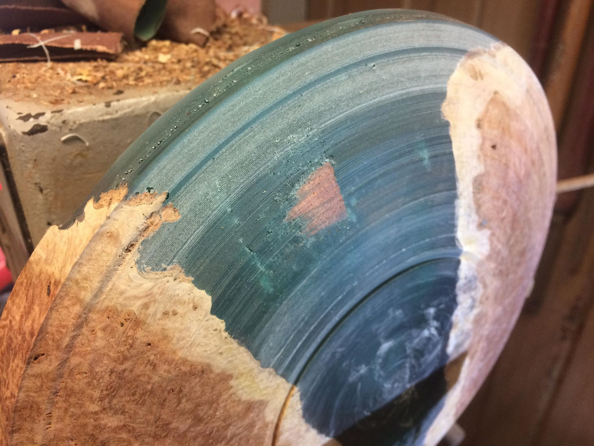 Picture of Turning the Back