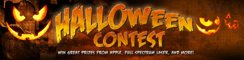 halloween food contest - Halloween Contest Prizes