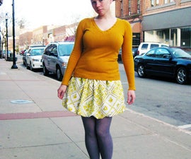 How to make a bubble skirt