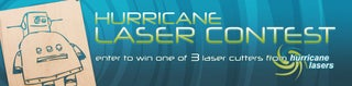 Hurricane Lasers Contest