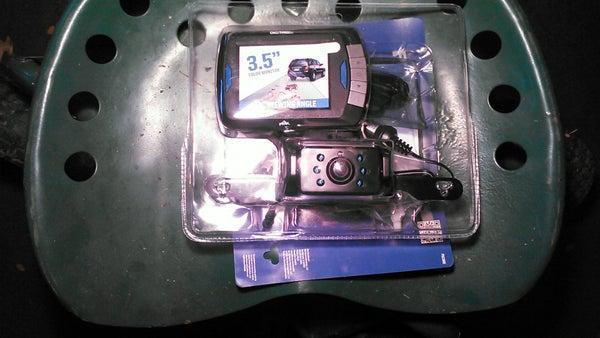 Install a Backup Camera