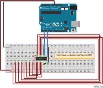 Fix and Solder Some Microchip-brackets / Voltage Bridge