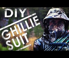 DIY How to Make a Ghillie Suit
