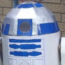 Rugged R2D2 Pinata