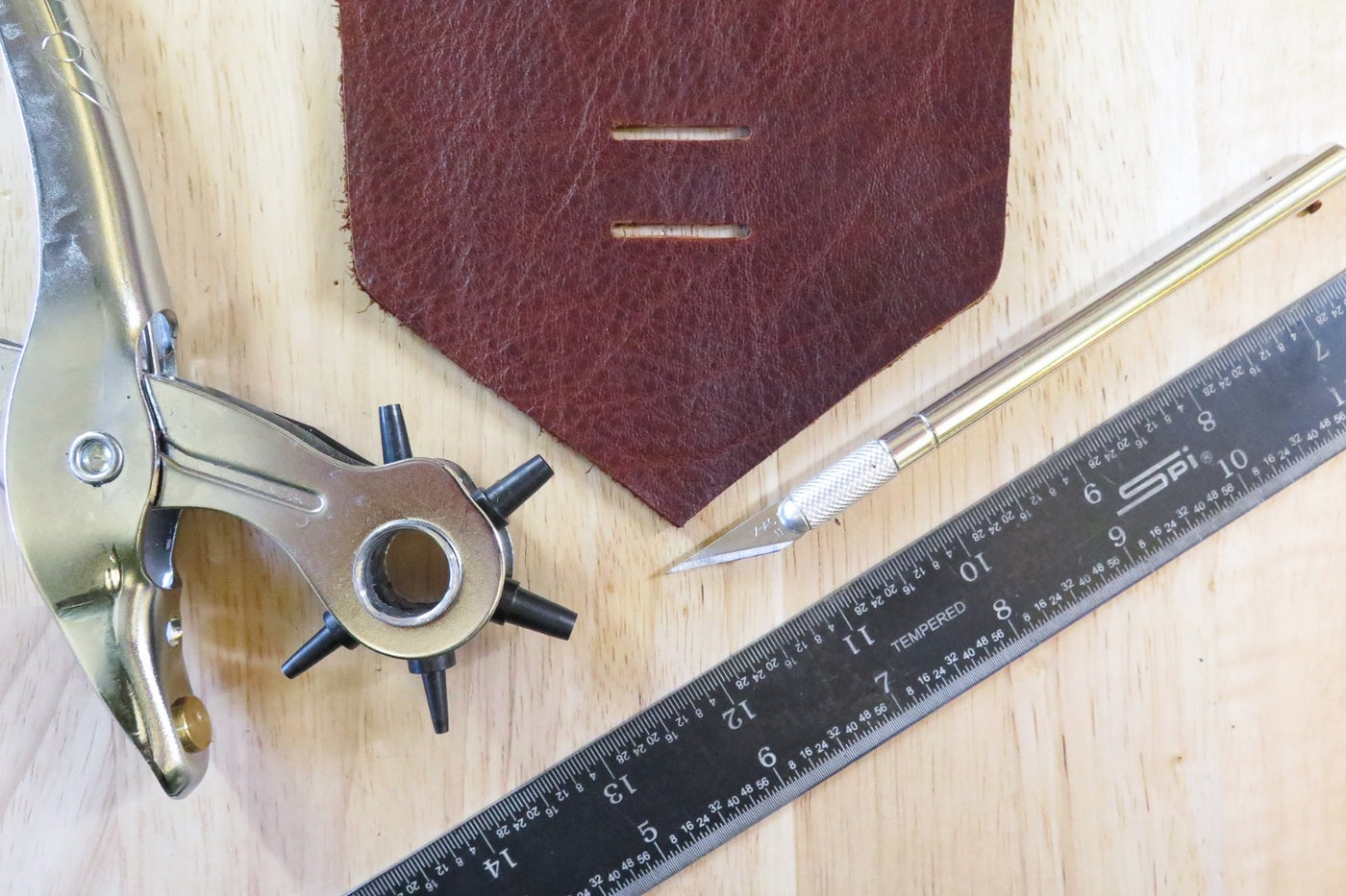 Punch Holes and Cut-Outs
