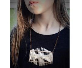 Wood Stick Jewelry