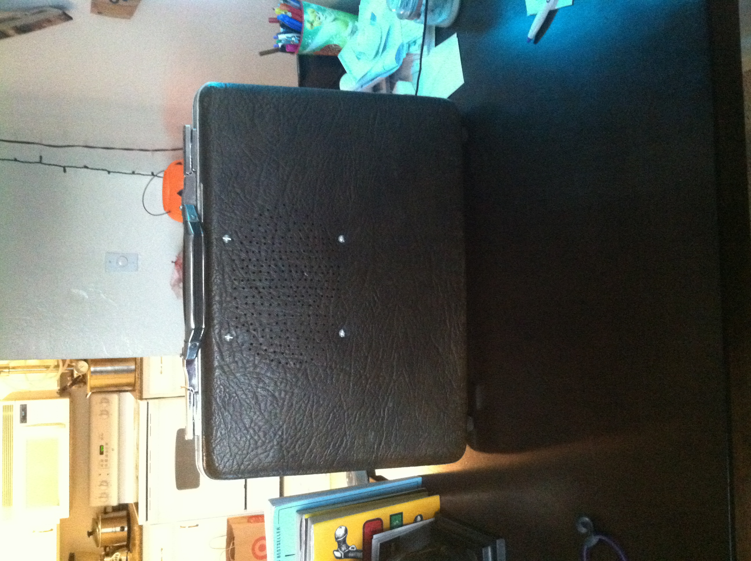Picture of Briefcase Boombox Portable Speaker