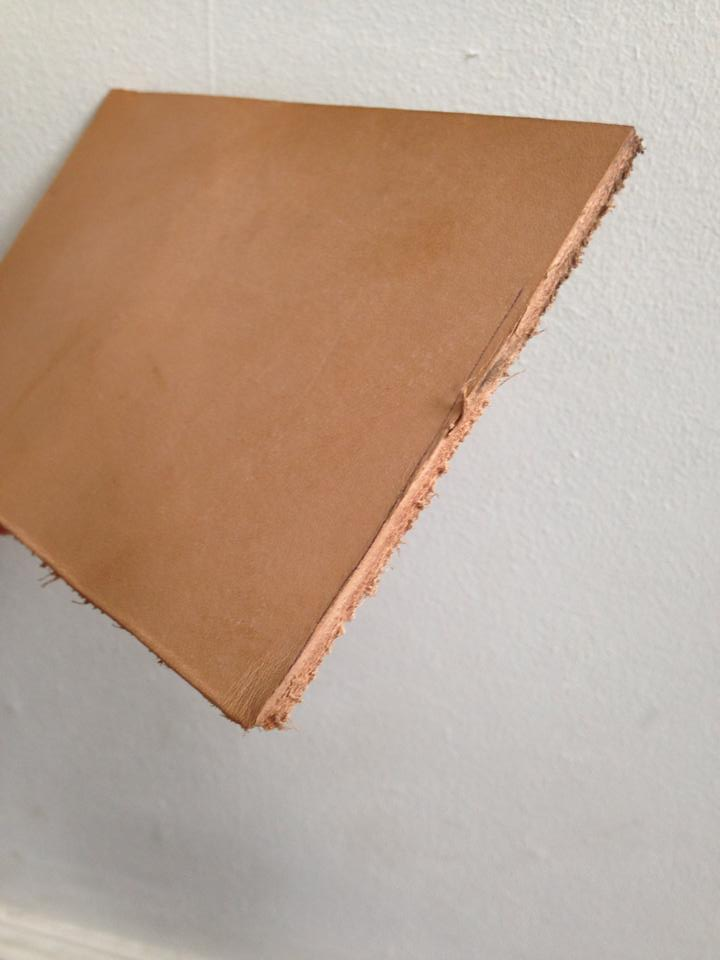 Picture of Selecting Leather