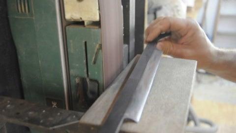 Finishing and Sharpening