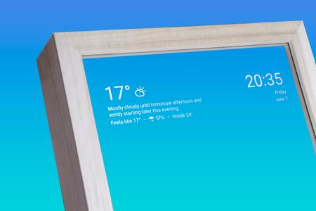 Multi User Smart Mirror With Google Calendar