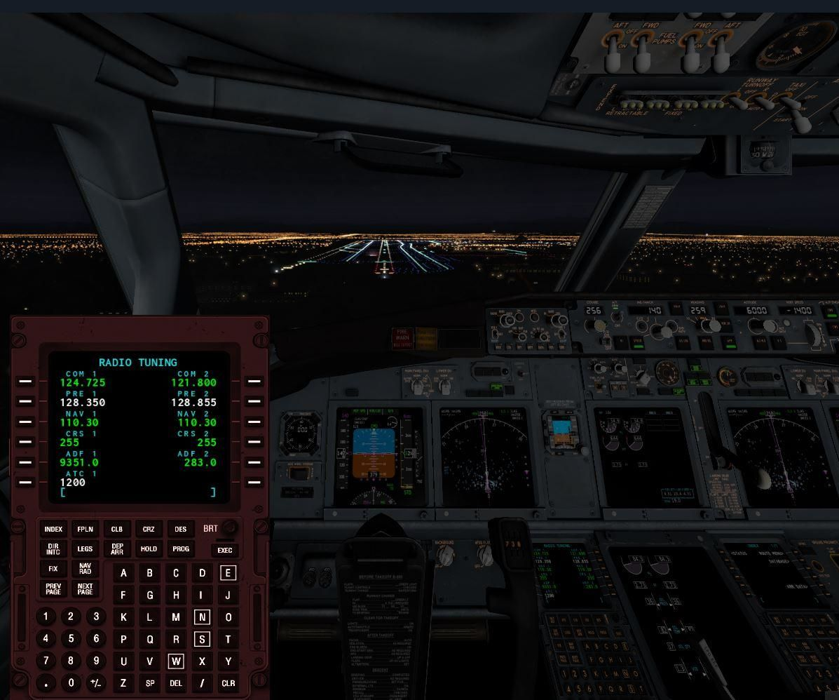How to Use Autoland on the Default X-Plane 11 737: 10 Steps