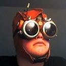 My Steampunk Aviators Cap & Goggles