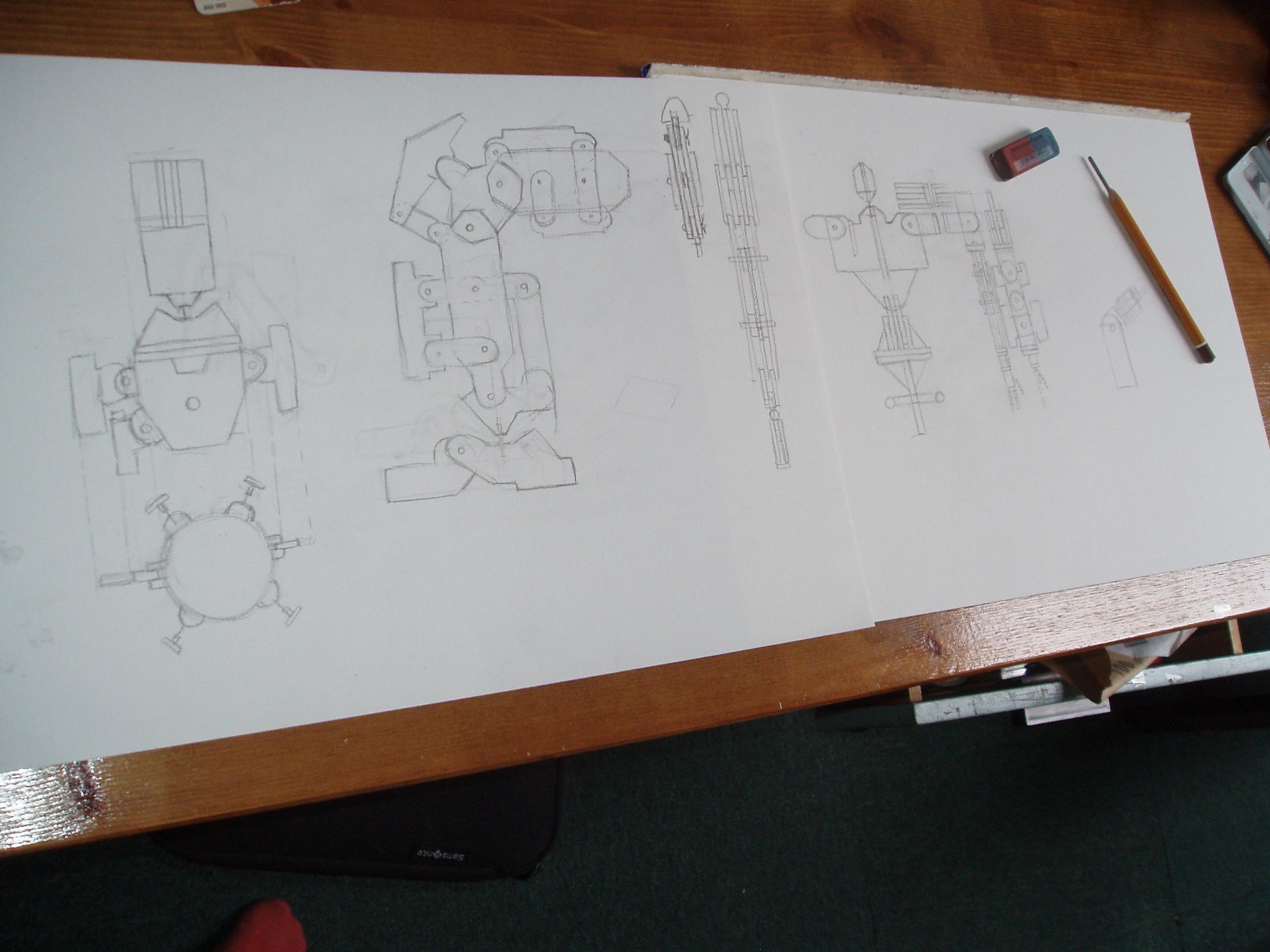 Picture of Designing the Skeleton Frame