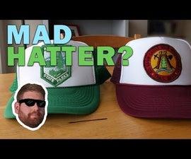 DIY Patch Hat