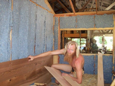 Insulation and Interior Siding