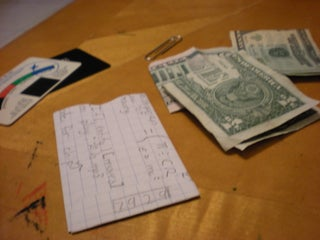 How to Make a Paper Money Clip