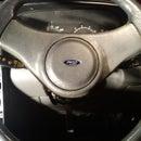 Ford Capri Steering Lock Removal