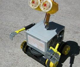 "Bootleg Wall-E (AKA ""Guali"")"