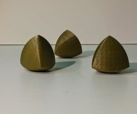 Solids of a Constant Width With AutoCAD
