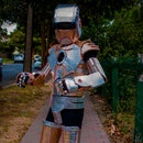 IronMan Fan Costume