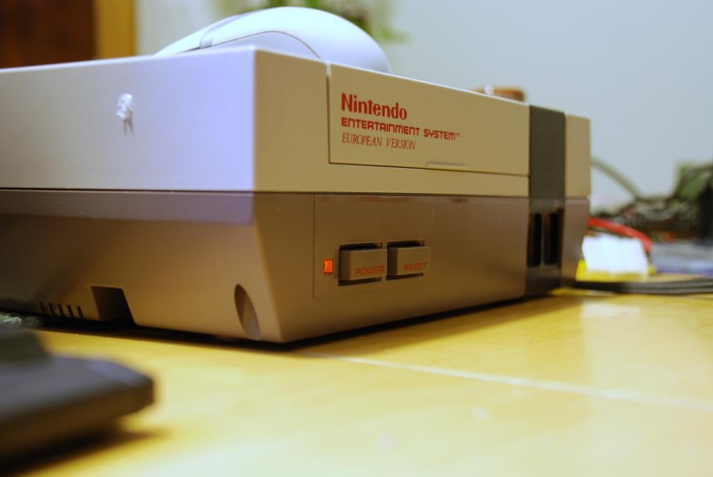 Build A Nintendo Nes Pc 10 Steps With Pictures Instructables