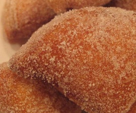 Melt-In-Your-Mouth Biscuit Doughnuts
