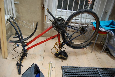Recycling an Old Bike
