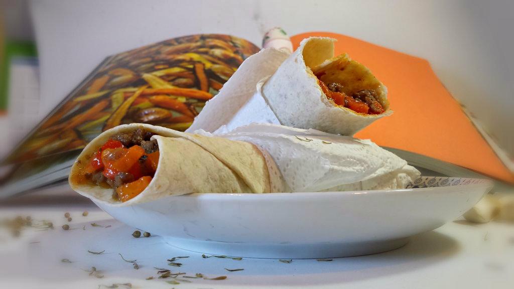 Picture of Burrito Recipe