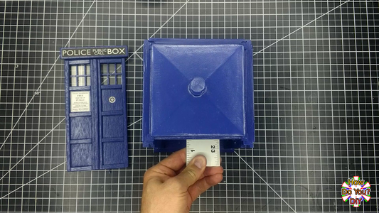 Make a TARDIS Infinity Box