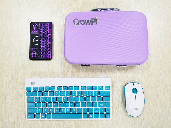 Picture of CrowPi- Lead You Go From Zero to Hero With Raspberry Pi