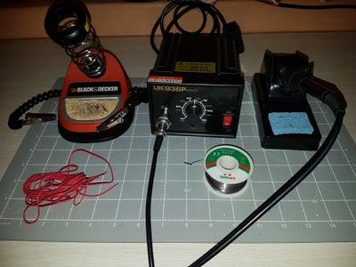 Step 3: Tools