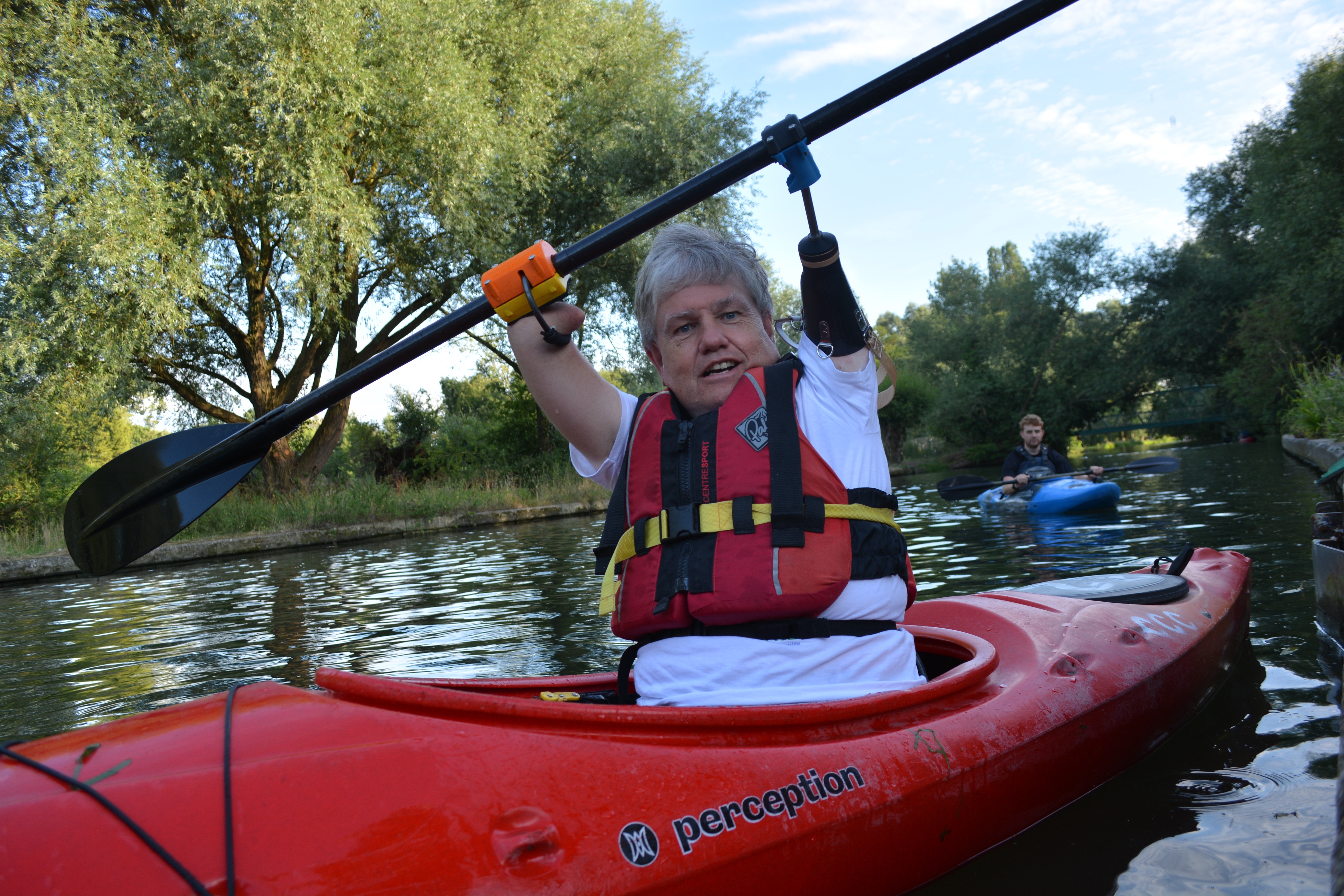 Picture of Kayaking Prosthetics