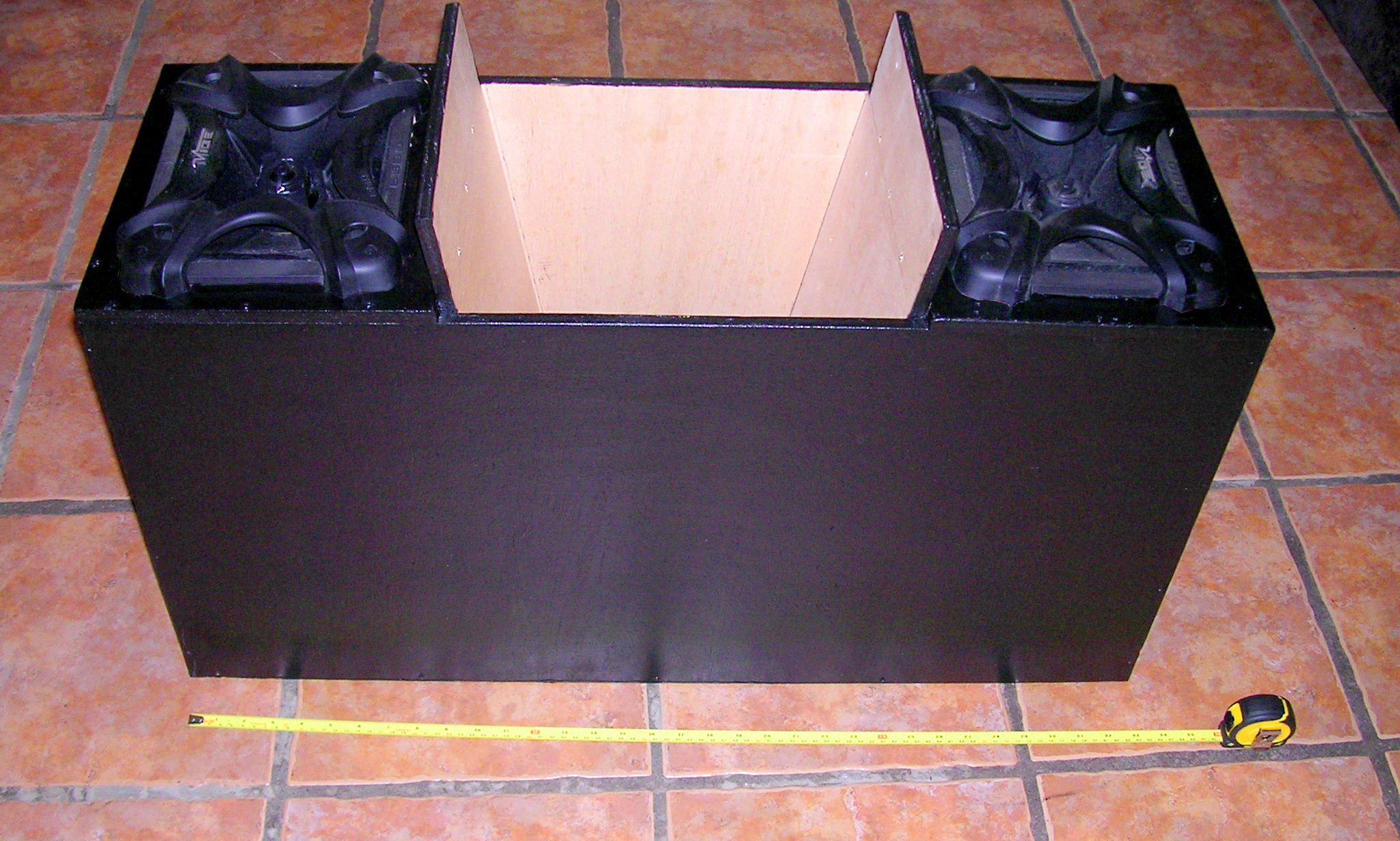 Car Speaker Box Using a 'Folded Horn' Design: 10 Steps (with