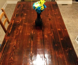 Dineing Table on the Cheap