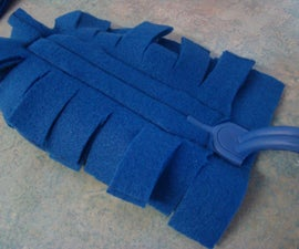 """How to Make """"Green"""" Swifter Duster Covers"""