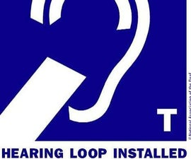 How to install a hearing loop